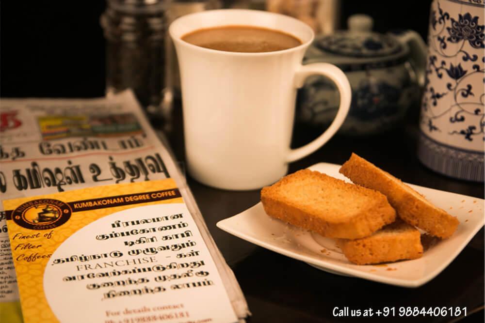 Kumbakonam Special Degree Coffee