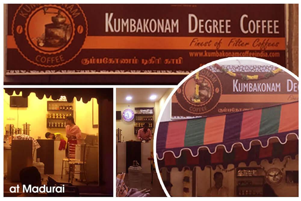 Kumbakonam Degree Coffee Entrance