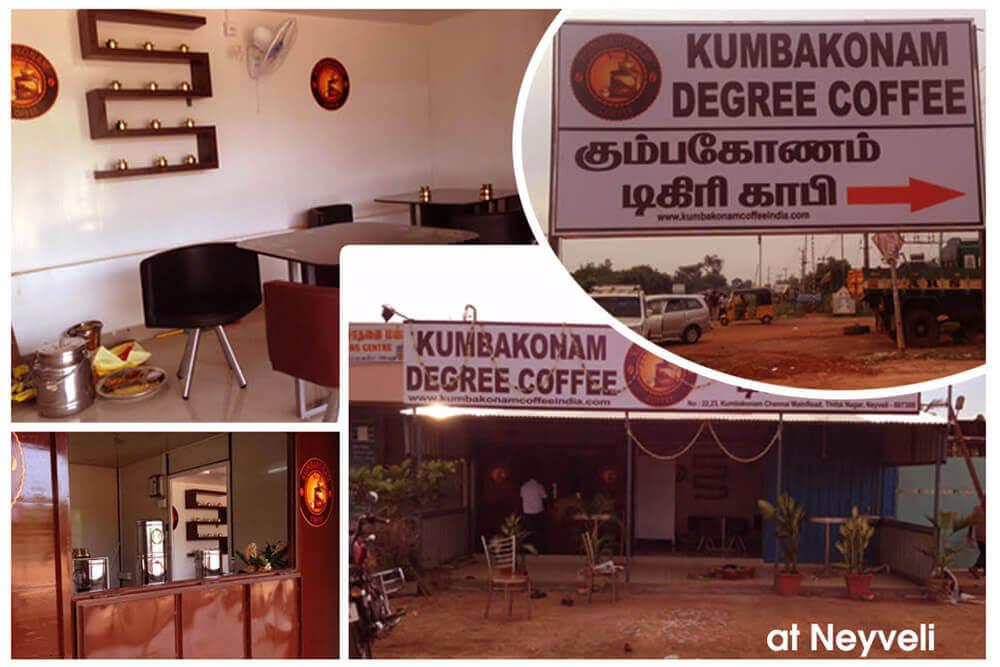Kumbakonam Degree Coffee At Neyveli
